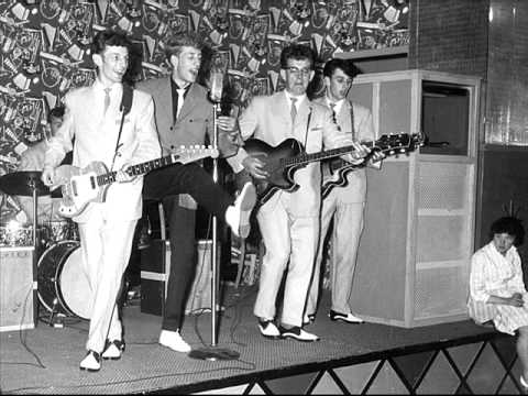 Merseybeat - Rory Storm and the Hurricanes
