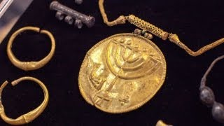 Israel : Ophel Treasure found near Temple Mount dating back to the Persian Empire (Sep 09, 2013)