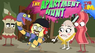 The WORST Apartment Ever... We'll Take It! (Derpy Bacon and mEGGz Episode 4)