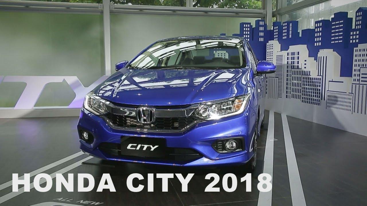 2018 HONDA CITY 新車發表 增加配備不加價