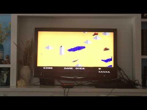 ATARI FLASHBACK Classic Game Episode 9: Desert Falcon |