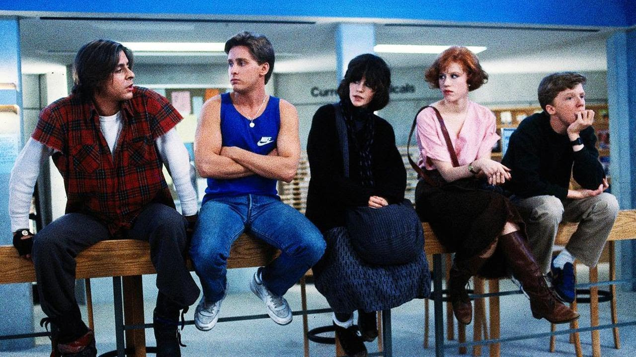 Where Is the Cast of 'The Breakfast Club' Now? - YouTube