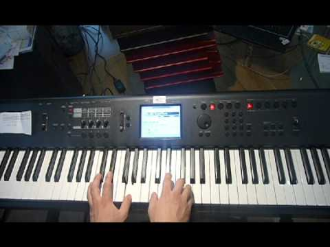 Clueso - Barfuss How to play Piano Klavier Tutorial by Music-University.de