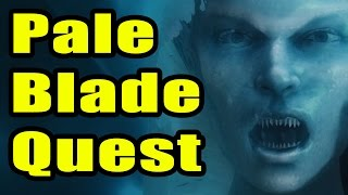 Skyrim: How to get The Pale Blade Location (Frostmere Crypt Guide)