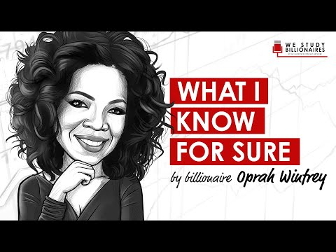 EP77: OPRAH WINFREY – WHAT I KNOW FOR SURE Mp3