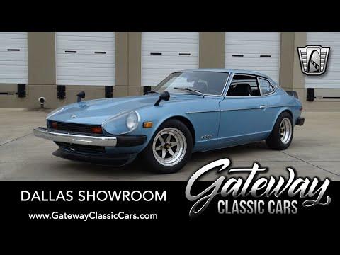 1976 Datsun 280Z 2+2 For Sale Gateway Classic Cars Of Dallas #1270