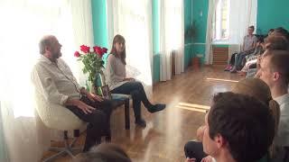 00022 Беседы с Уэйном Ликерманом (Рам Цзы) в Москве 15 сентября 2018