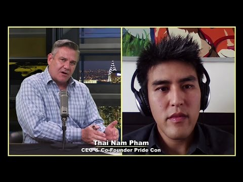 The Focus Group June 18 - Thai Pham, Co-Founder Pride Con