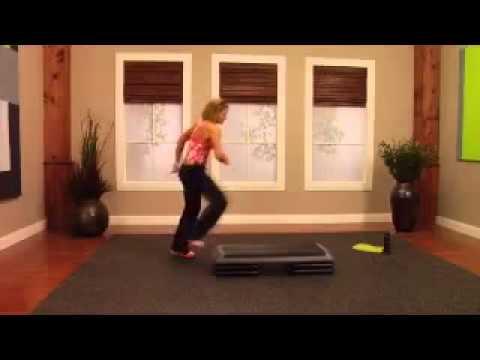 YouTube   Step Aerobics Workout