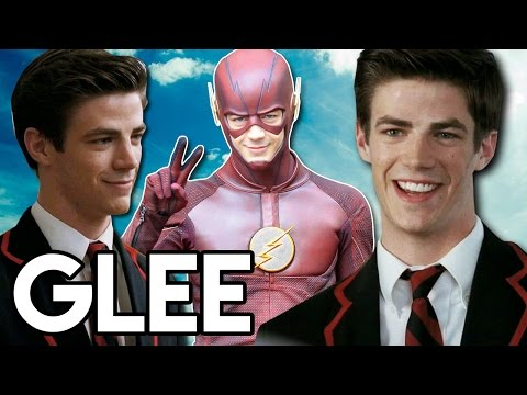 The Flash/Grant Gustin All Songs - The Flash Supergirl Musical Crossover Preview