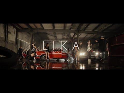 Lika - Pensa Bem (video clipe oficial)