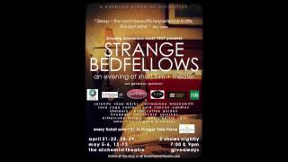 strange bedfellows an evening of short film theater