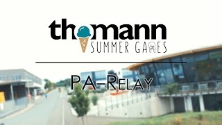 Thomann Summer Games Episode 1: PA-Relay