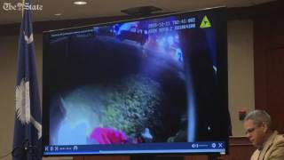 Sumter Officer involved shooting body cam 2