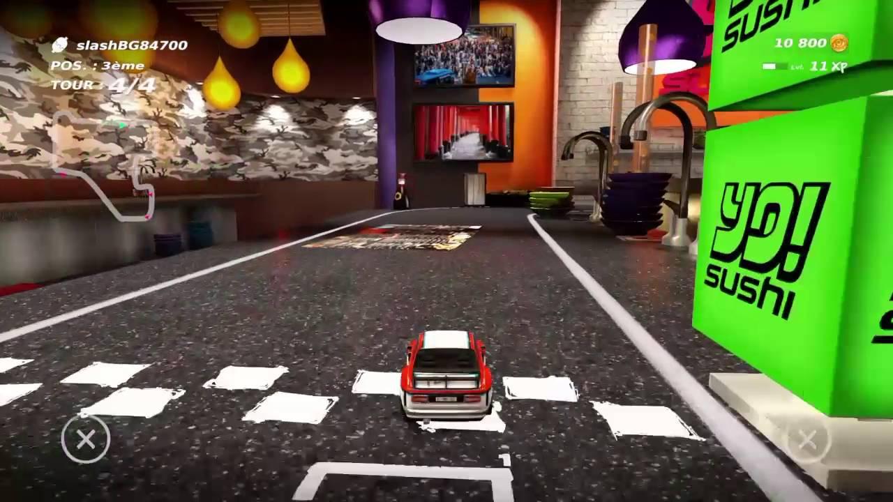 jeux de voiture xd
