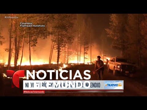 Las Noticias de la mañana, lunes 18 de septiembre de 2017 | Noticiero | Noticias Telemundo