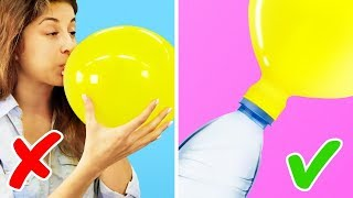 как из одного шарика сделать много шариков