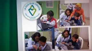 Portal interactivo para niños y jóvenes CVP