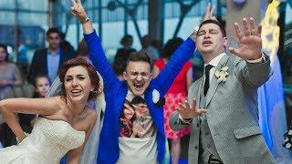 VLOG. Ася поймала букет. Свадьба Лили и Рустама. Best moments.