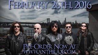 Anthrax 'For All Kings' Jon Donais HD 1080p