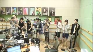 Download lagu 140619 ZE:A 제국의아이들 숨소리 (Breathe) Live @Kiss The Radio  김려욱