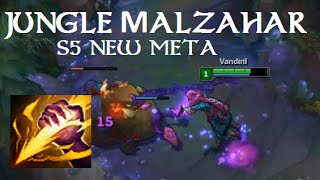 Jungle Malzahar Guide!! (S5 RIP)