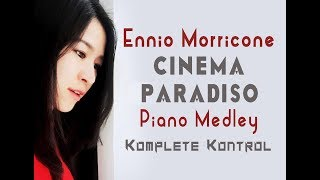 Cinema Paradiso by Ennio Morricone -Beautiful Piano Medley by Sangah Noona on Komplete Kontrol S88
