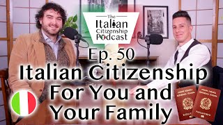 Get Italian Dual Citizenship For You And Your Family