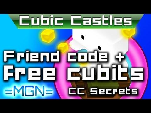 Cubic Castles Friend Code & Free Cubits!