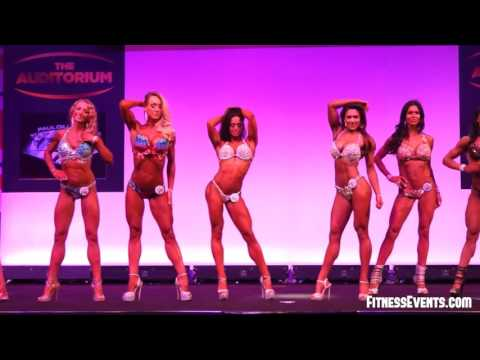 WBFF FITNESS DIVA | BODYPOWER 2017