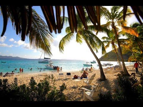 Painkillers at Soggy Dollar - British Virgin Islands BVI