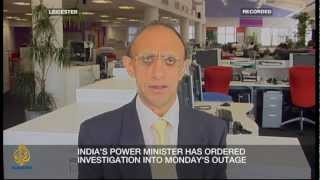Inside Story - What is the fallout from India's blackout?