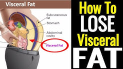 How To Lose Visceral Fat – It's Not As Hard As You Think!