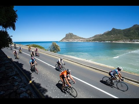 Cape Town Cycle Tour 2016 Route