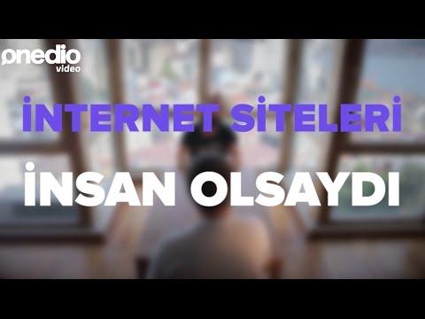 İnternet Siteleri İnsan Olsaydı Nasıl Olurdu?