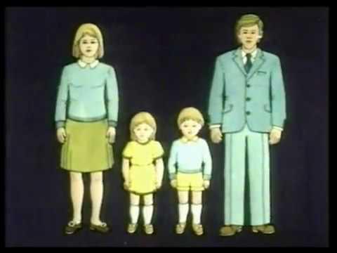 BBC1 Schools And Colleges 70s/80s Marathon inc Continuity