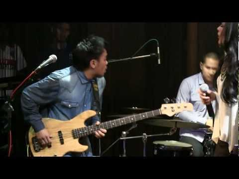 Raisa with BLP - Tell Me About It ~ Just Friend @ Mostly Jazz 12/07/12 [HD]