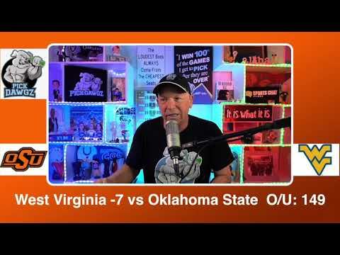 West Virginia vs Oklahoma State 3/6/21 Free College Basketball Pick and Prediction CBB Betting Tips