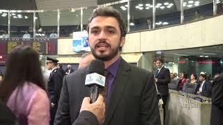 Posse de Nelinho Freitas como Deputado Estadual na Assembleia Legislativa do Ceará