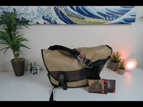 Chrome Mini Metro Messenger Bag Review