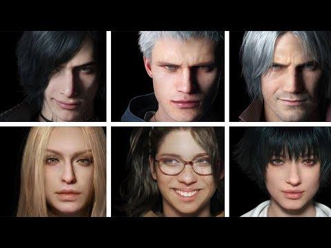 Devil May Cry 5 - FILME - História Completa (Todas as Cutscenes) - Legendado PT-BR thumbnail