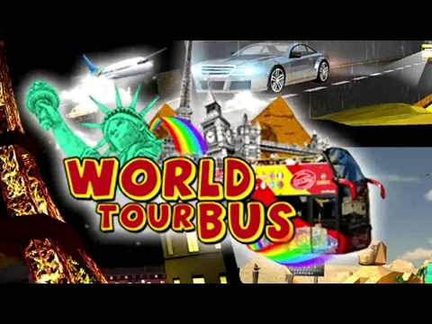 World Tour Bus – Big City  (by The Game Storm Studios) Android Gameplay HD- New 2017