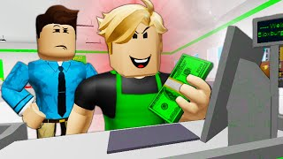 He SCAMMED His Manager! A Roblox Movie