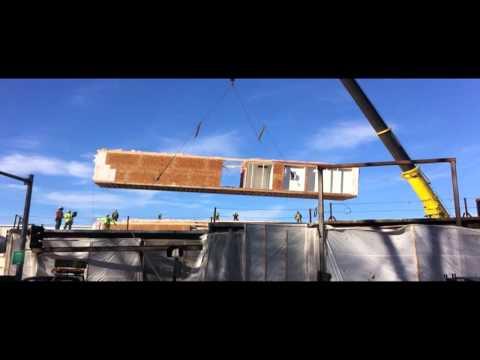 Cambridge Modular Apartments Construction
