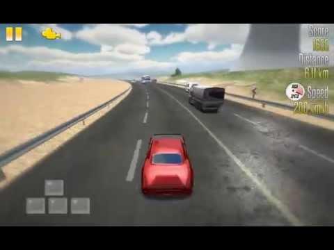 Гонщик по шоссе 3D