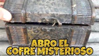 ABRO el COFRE MISTERIOSO | WolleD