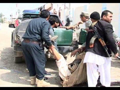 TOLOnews 18 March 2015 Helmand Suicide Attack/ حمله ا نتحاری هلمند