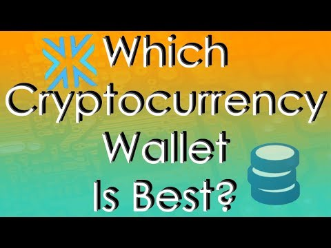 Which Cryptocurrency Wallet Is Best?