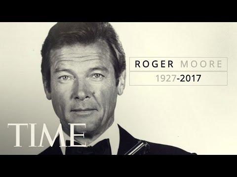 In Memoriam: 'James Bond' Actor Roger Moore   TIME