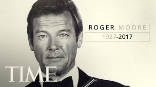 In Memoriam: 'James Bond' Actor Roger Moore | TIME